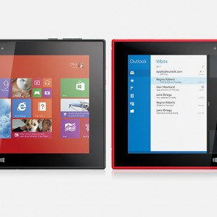 Nokia's erstes Tablet – Lumia 2520