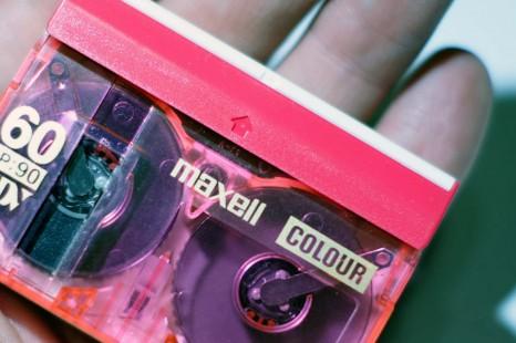 Retro – miniDV Videocassette