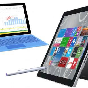 Surface Pro 3 – das Tablet das den Notebook Markt weiter schrumpfen läßt
