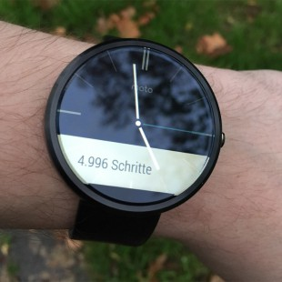 Motorola – Moto 360 – Test